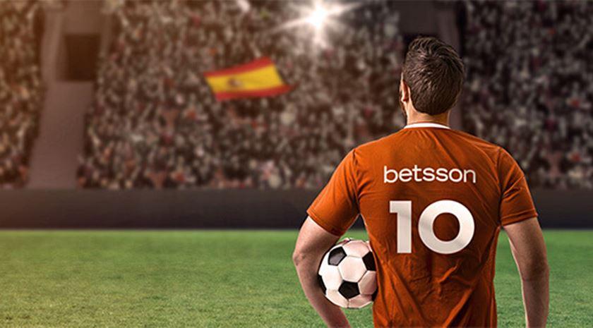 1er anotador con seguro en Betsson > Arriésgate por una de las mejores cuotas de Bundesliga. Y si pierdes, Betsson te podría devolver la plata.