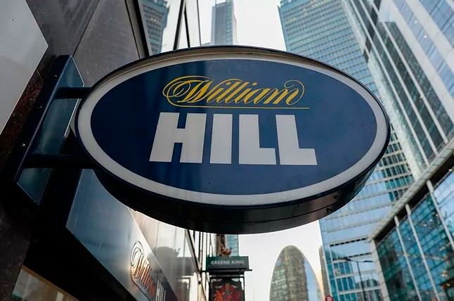 Sala de William Hill en Londres. FOTO: BLOOMBERG NEWS. EXPANSION