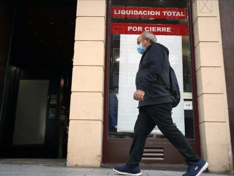 Comercio cierre Madrid